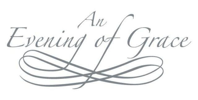 An Evening of Grace event logo